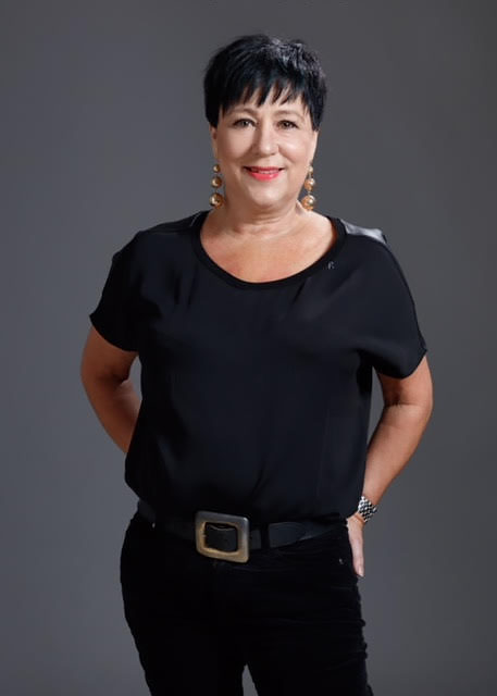 Jeanette, frisör hos Lycka