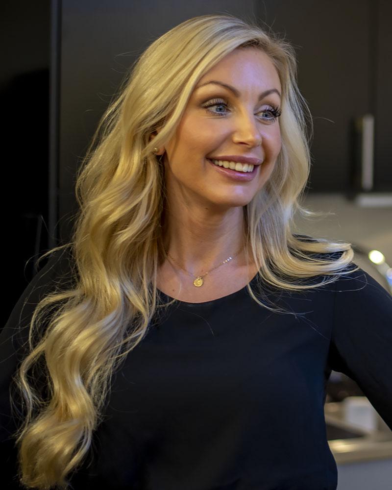 Camilla Lycka Frisör i Göteborg